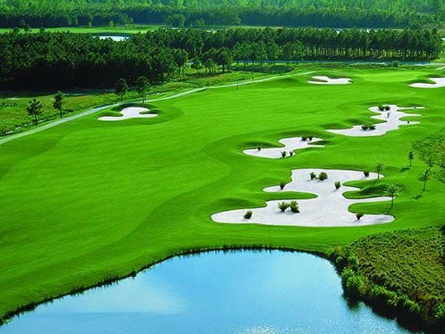 Crow Creek Golf