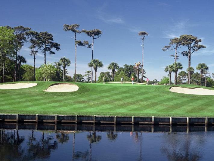 Dunes Club Golf Course Myrtle Beach