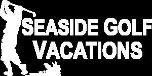 seaside vacations logo white
