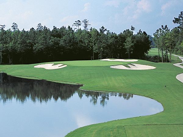 Shaftesbury Glen Golf Course