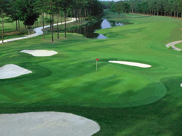 River Oaks Golf Course - Myrtle Beach