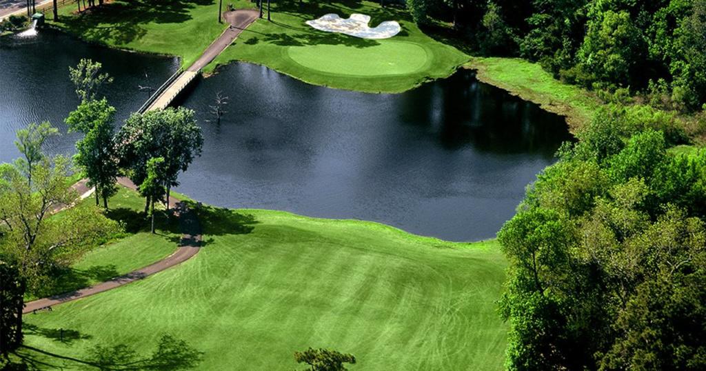 Arcadian Shores Golf Course