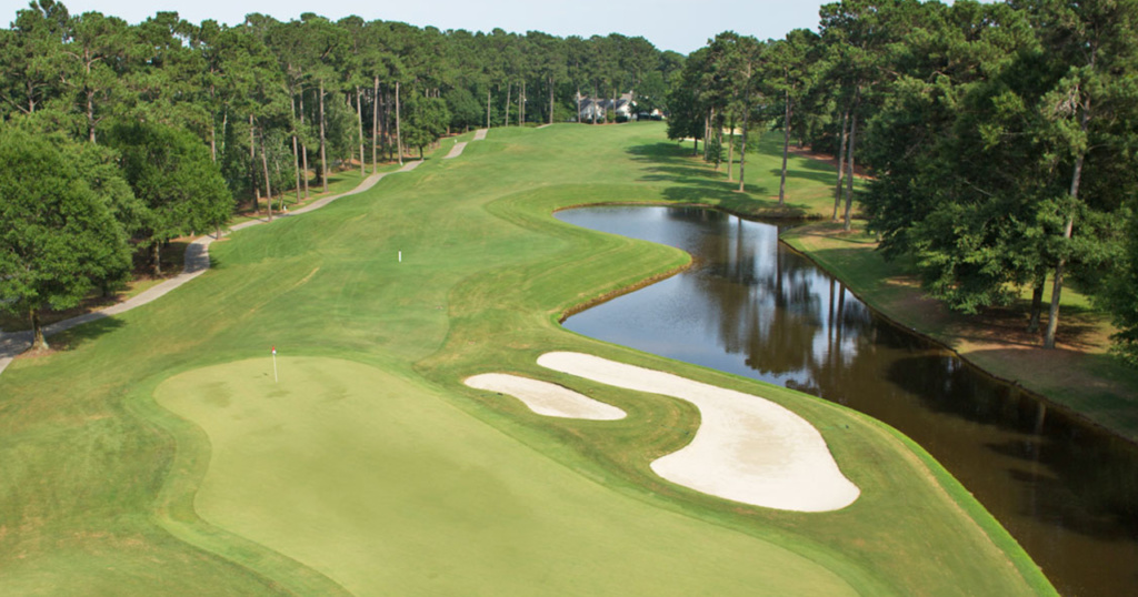 Arrowhead Country Club Myrtle Beach SC