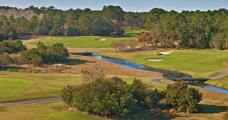 Azalia Sands Golf Course