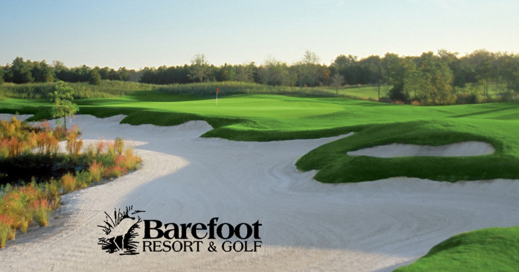 Barefoot Resort Golf Course - North Myrtle Beach
