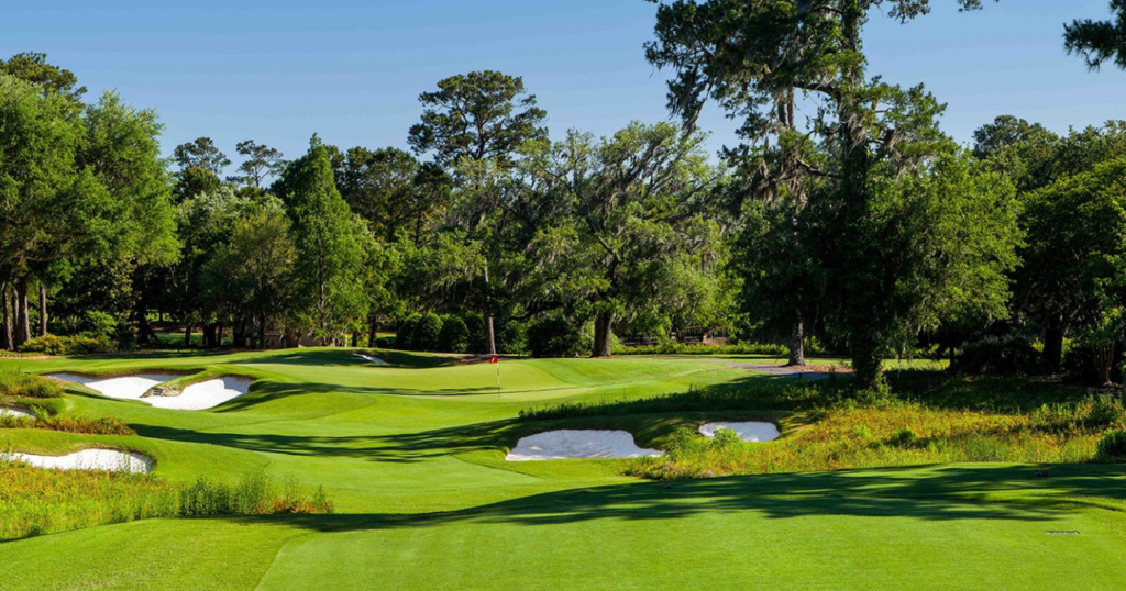 Caledonia Golf and Fish Club - Pawleys Island, SC