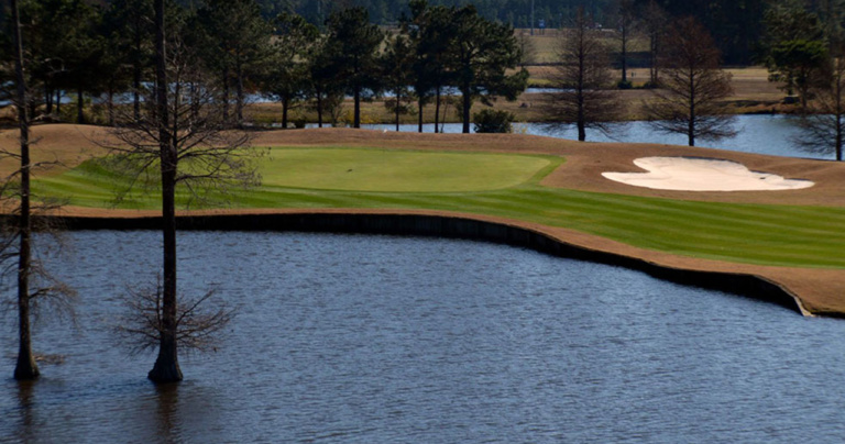 Crow Creek Golf Course - Calabash NC