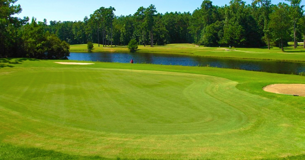 Crown Park Golf Club Long, SC