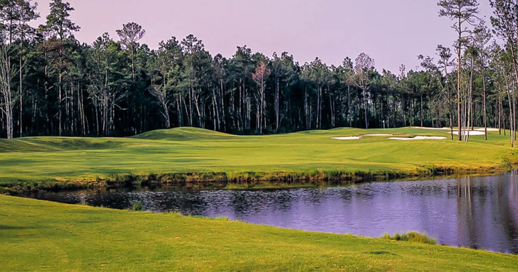 Indigo Creek Golf Course - Myrtle Beach