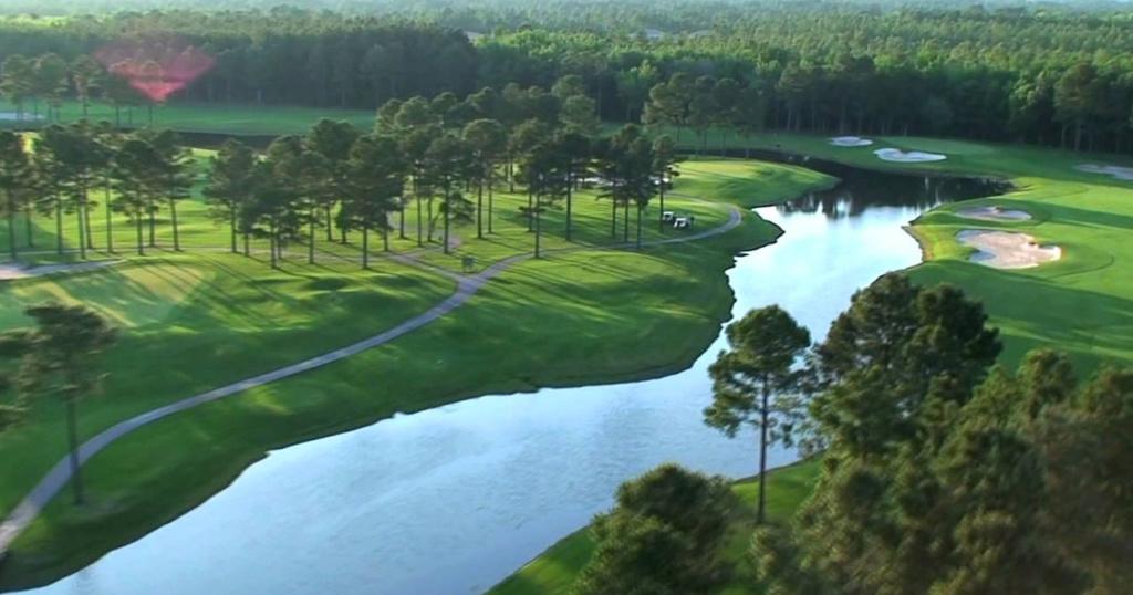 Man O War Golf Course - Myrtle Beach SC