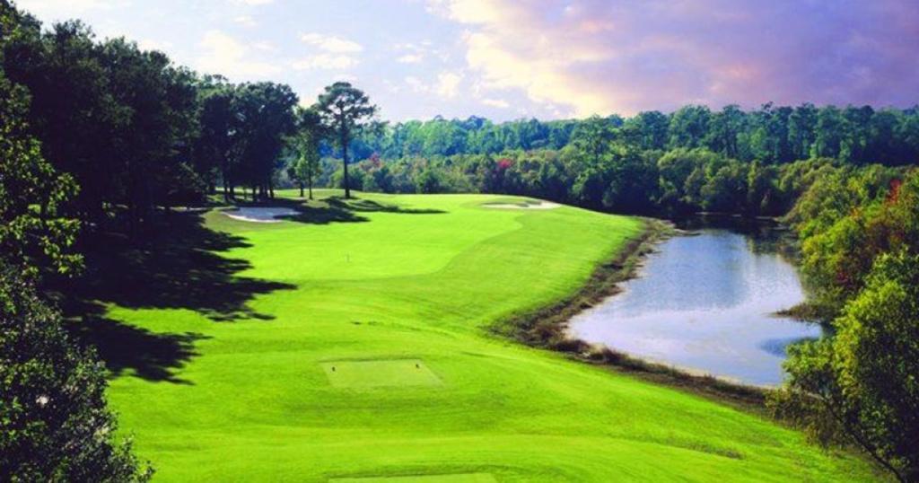 Sea Trail Golf Course North Carolina