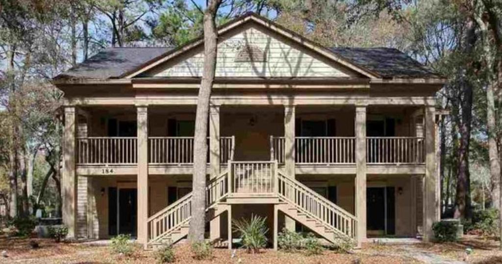 Pawleys Plantation Villas