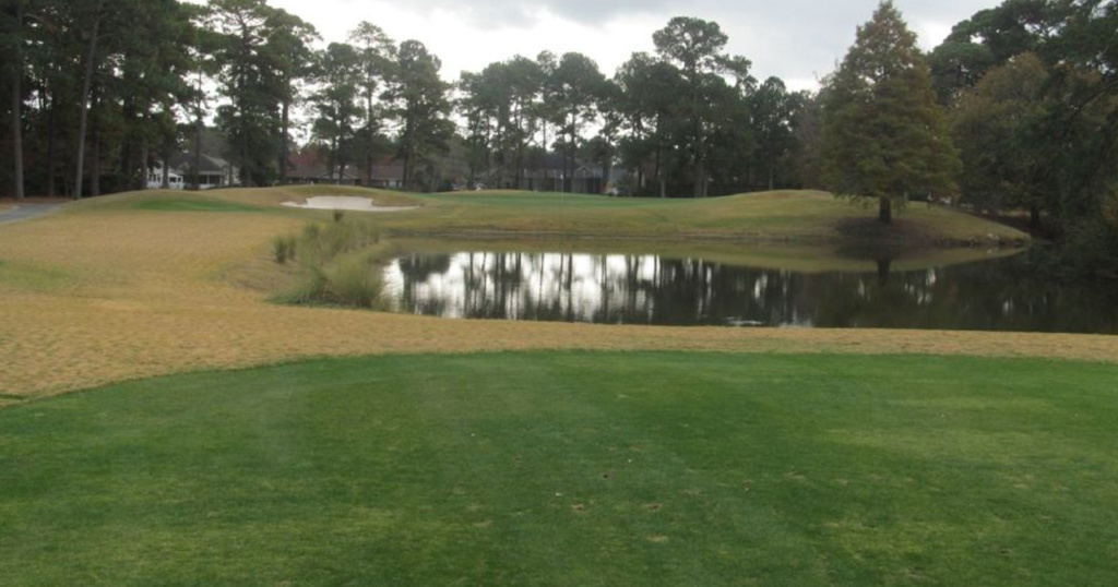 General Hackler Golf Club - Quail Creek Conway SC