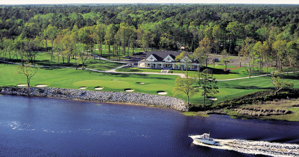 Glen Dornoch Waterway Golf Links Little River SC