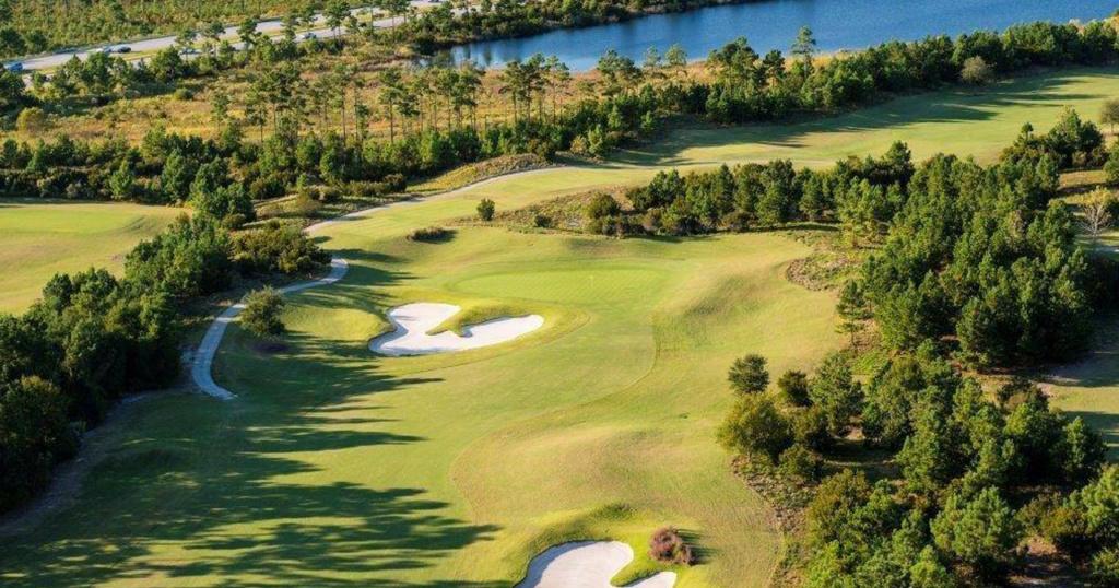 Grande Dunes Members Club Golf Course Myrtle Beach SC