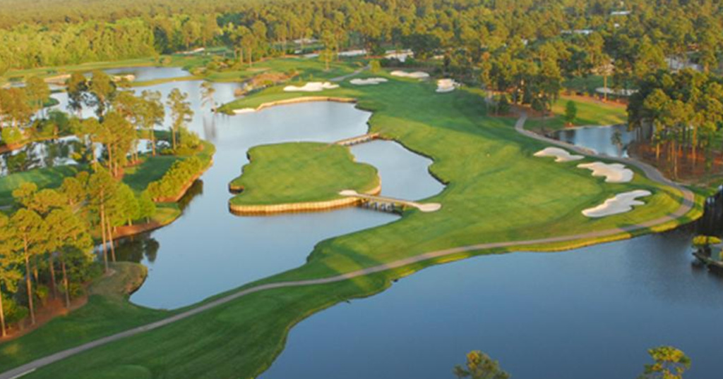 Kings North Golf Course Myrtle Beach