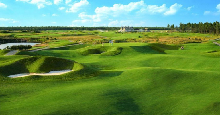 Legends Moorland Golf Course Myrtle Beach