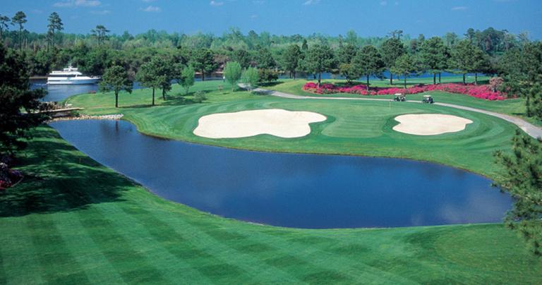 Myrtlewood Golf Club Palmetto Course