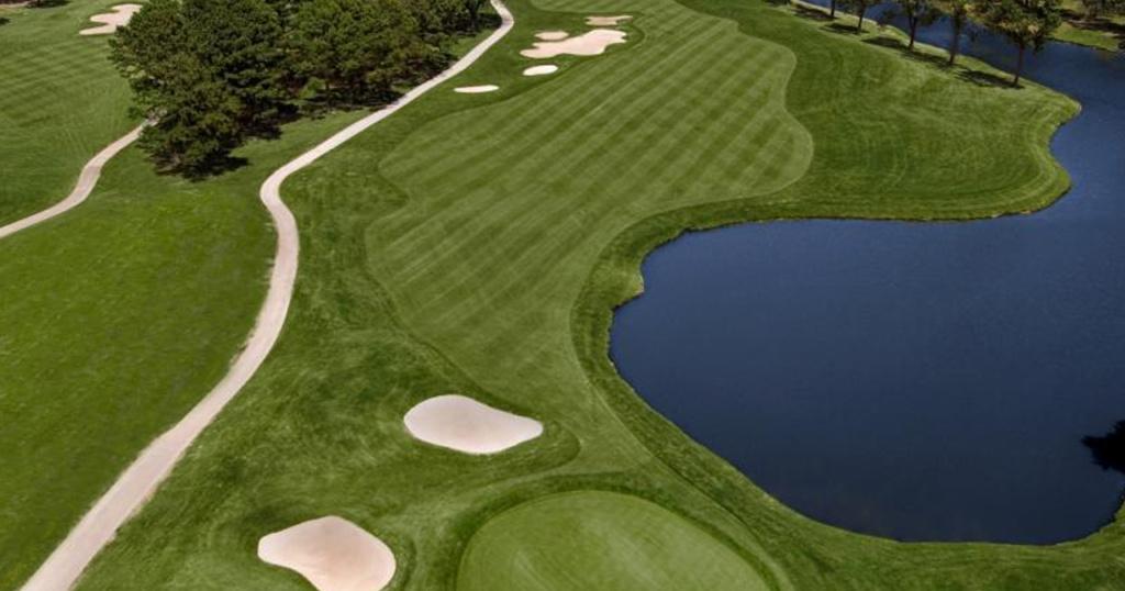 Myrtlewood Golf Club - Pine Hills Course