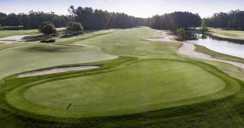 Shaftesbury Glen Golf Course Conway SC