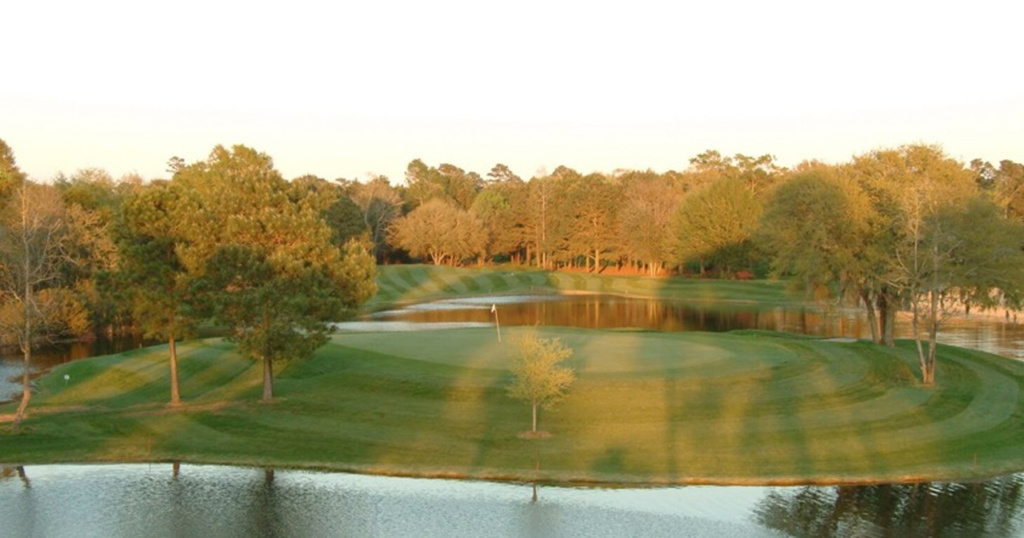 Traditions Club Golf Course Pawleys Island SC