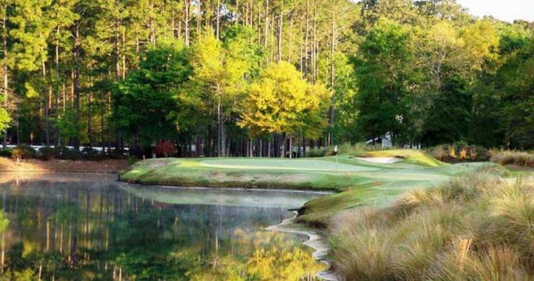 Wachesaw Plantation Golf Club Murrells Inlet SC