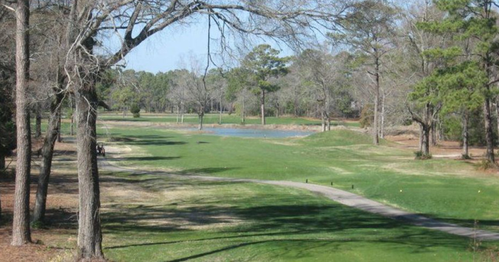Whispering Pines Golf Course Myrtle Beach SC