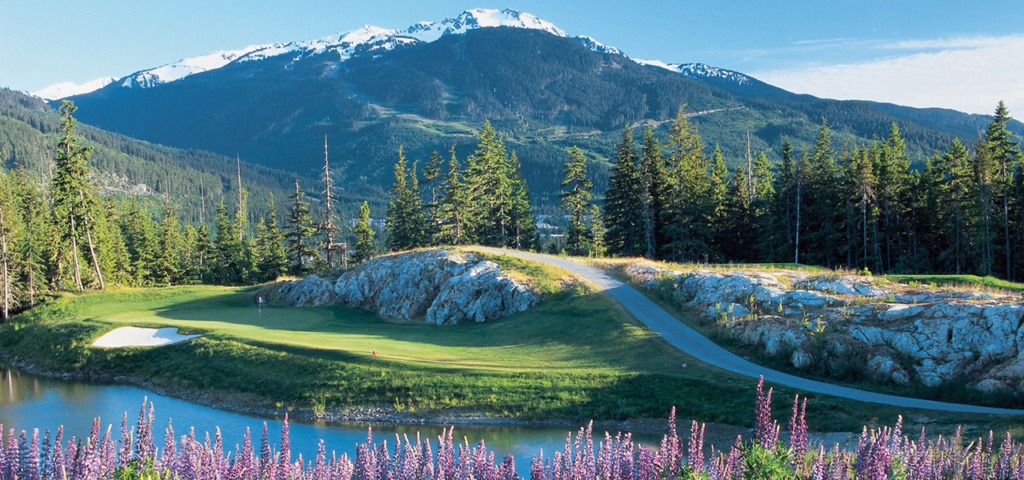 Whistler BC Golf