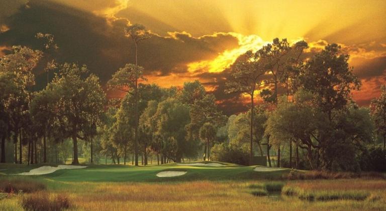 Dunes Golf and Beach Club, Hole #12