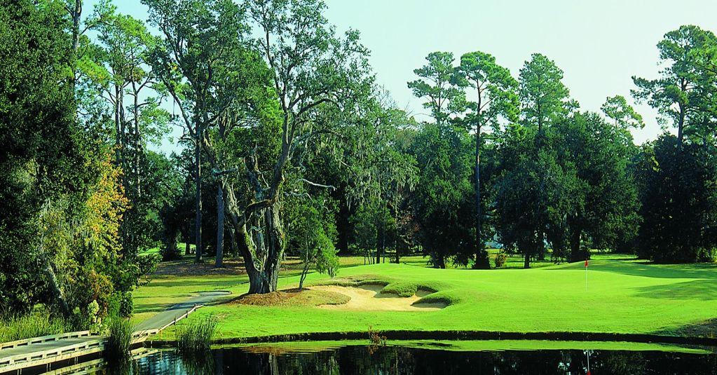Heritage Club Myrtle Beach Golf